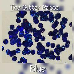 Blue Laser Dots