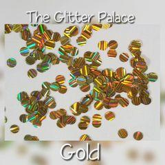 Gold Laser Dots