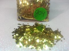 GO4 Medium Gold (.062) Solvent Resistant Glitter