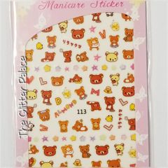 Bear Stickers (113)