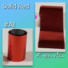 Foil - Red (AI)