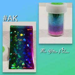 Foil - Rainbow (AK)