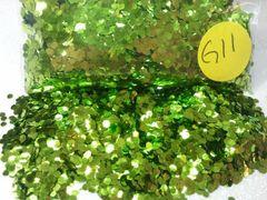 G11 Olive Green (.062) Solvent Resistant Glitter