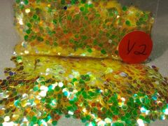 Y2 Super Yellow (.094) Solvent Resistant Glitter