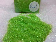 G21 Parrot Green (.008) Solvent Resistant Glitter