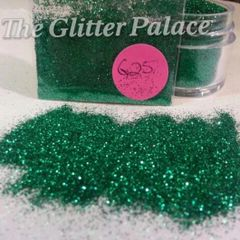 G25 Emerald Green (.008) Solvent Resistant Glitter