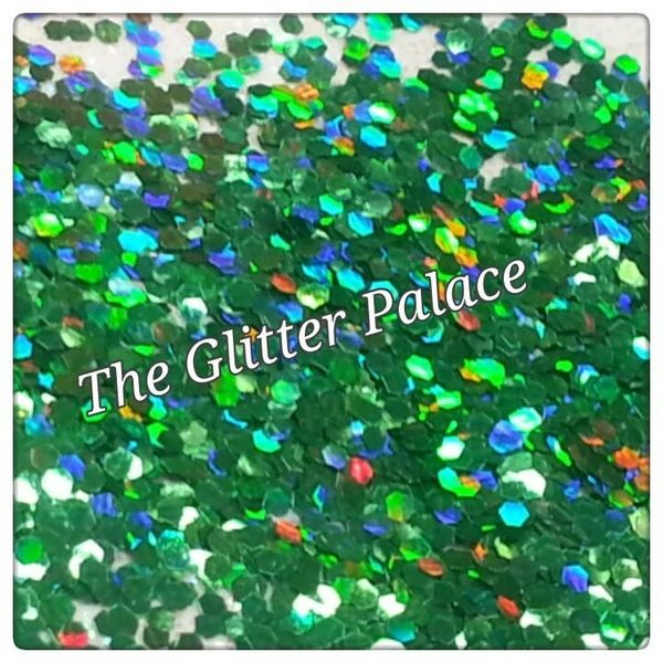 G28 Holo Grass (.040) Solvent Resistant Glitter
