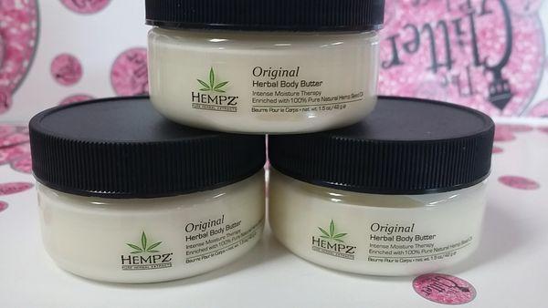 Hempz Herbal Body Butter 1.5 oz.