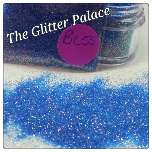 BL55 Blue Luster Iron (.008) Solvent Resistant Glitter