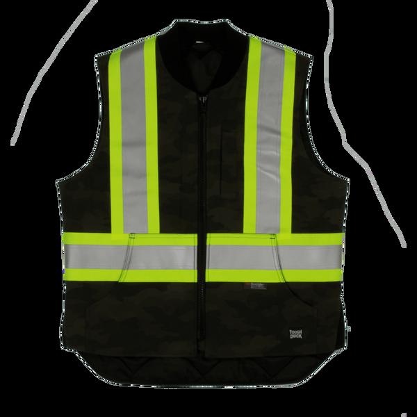 Tough Duck Camo Flex Duck Safety Vest SV08