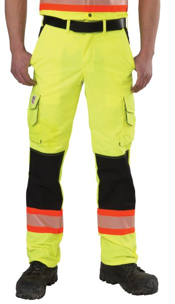 Big Bill Hi-Visibility Ripstop Cargo Pants; Style: 3234HVT