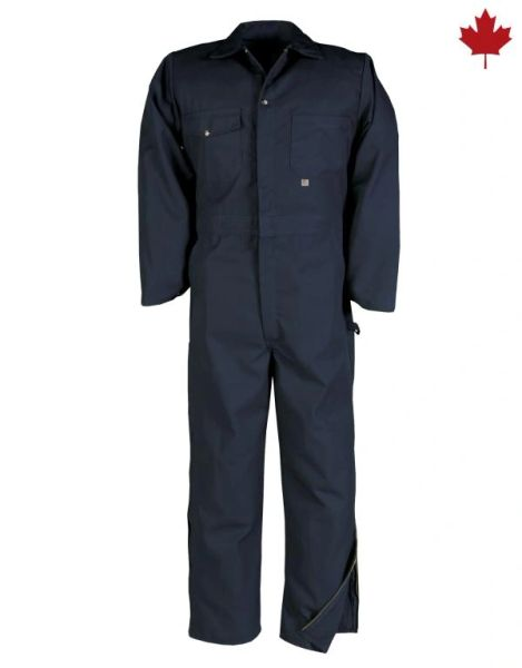 Big Bill Twill Workwear Deluxe Coverall (With Zipper); Style: 439
