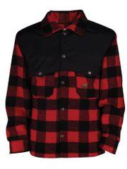 Big Bill 17 oz Plaid Wool Jacket; Style: 472