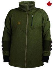 Big Bill 18 oz Archery Merino Wool Jacket; Style: BBHARC4M