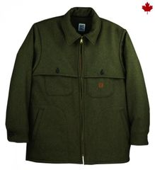 Big Bill 18 oz Merino Wool Jacket; Style: 461MER