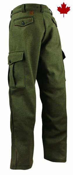 Big Bill 21 oz Merino Wool Pant; Style: 234MER