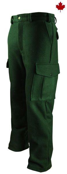 Big Bill 24 oz Cargo Wool Pant; Style: 234