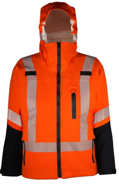 Big Bill Exodry® FR Rain Jacket with Segmented Tape; Style: 28MTSV
