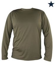 Big Bill 3.7 oz Polartec Power Dry Base Layer Shirt Level 1; Style: ECWCT1