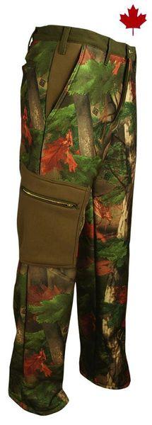 Big Bill Archery Camo Cargo Pants; Style: BBHZCAR6