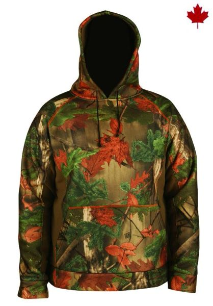 Big Bill Polyester Soft Shell Hoodie with Fleece Interior; Style: BBH20
