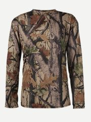 Big Bill Camouflage Exodry Long John Shirt Level 1; Style: BBL1T1