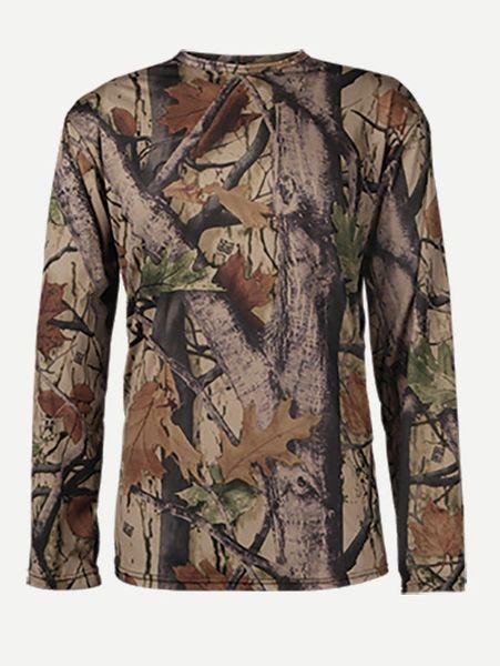 Big Bill Camouflage Exodry Long John Shirt Level 1; Style: BBL1T1