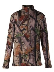 Big Bill Camouflage Exodry Long John Shirt Level 2; Style: BBL2T1