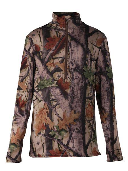 Big Bill Camouflage Exodry Long John Shirt Level 2; Style: BBL2T1