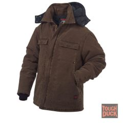 Tough Duck Washed Polyfill Parka; Style: 55371B & 55372B