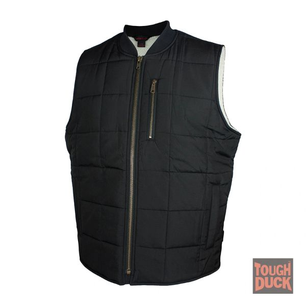 Tough Duck Box Quilted Vest; Style: WV01
