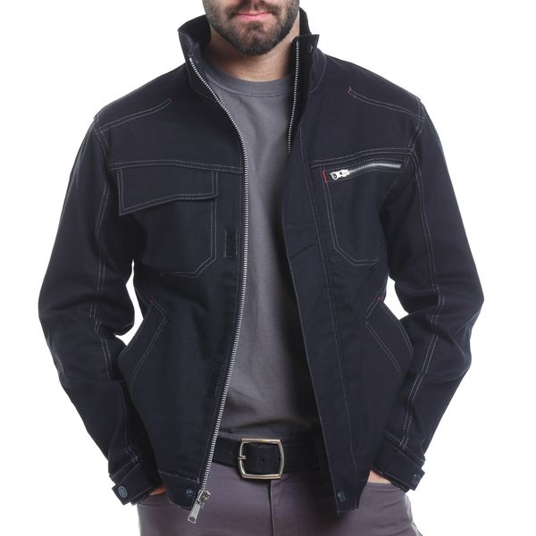 Tough Duck Moto Jacket; Style: WJ06