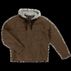 Tough Duck Blanket Lined Duck Jacket; Style: WJ11