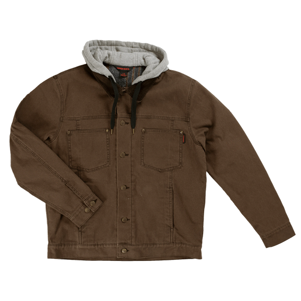 Tough Duck Blanket Lined Duck Jacket; Style: WJ11