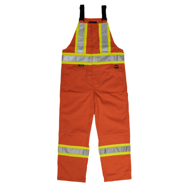 Tough Duck Unlined Safety Overall; Style: S769