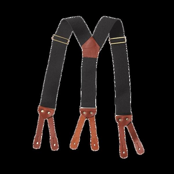 Big Bill Button Suspenders, Style SUSPB