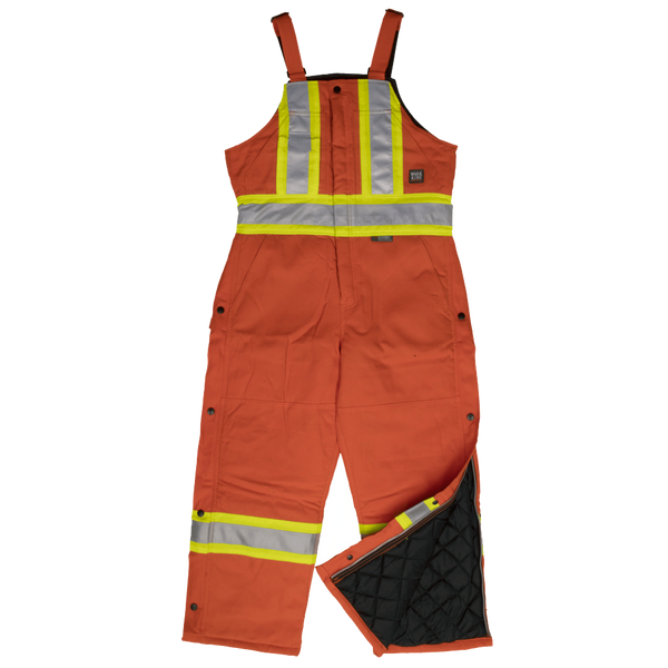 Premium Cotton Duck Insulated Safety Overall, Tough Duck Style: S757