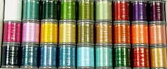 Janome Polyester Embroidery Thread Kit 2
