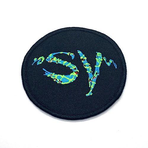 Salty Veins logo patch