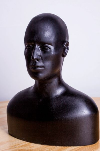Maquette Head Bust - Quarter Scale