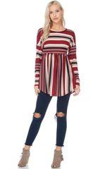 Candy Cane Stripes Tunic