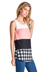 Picnic in the Park Sleevless Top