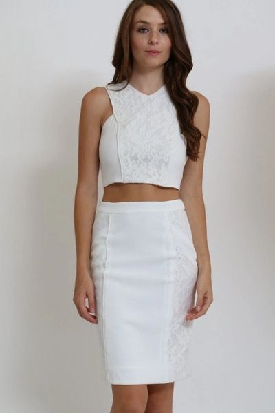 Southern Belle Two Piece Set SKIRT
