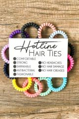 Original Hot Line Hair Ties