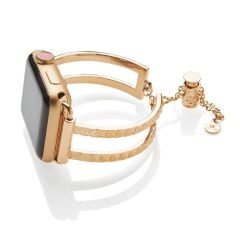 Zoe Pyramids Design Apple Watch Adjustable Band