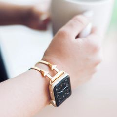 Artemus Arrow Design Apple Watch Adjustable Band