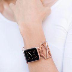 Diana Lattice Design Apple Watch Adjustable Band