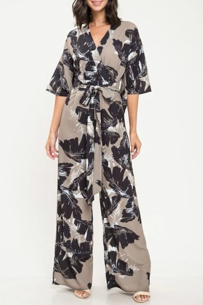 Greek Isles Jumpsuit