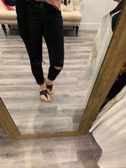 Black 'Better Butt Collection' Skinnies