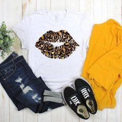 Leopard Kiss Tee